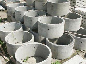 Бетонные кольца для канализации