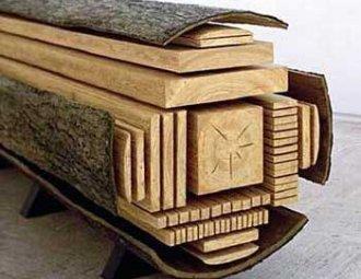Дерево - незаменимый материал