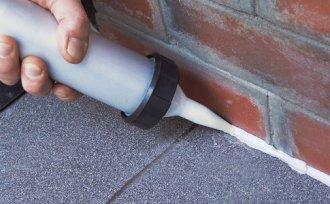 Использование герметика Акватрон для защиты бетона