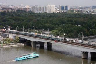На Москва-реке построят два новых моста