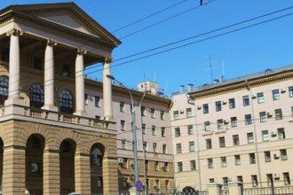 Будет проведена реконструкция на Петровке, 38