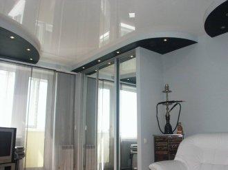 Натяжные потолки – легкий способ сделать квартиру красивой