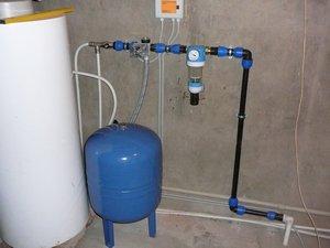 Как сделать постоянную воду в частном доме